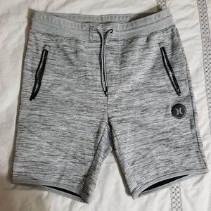 Hurley Slim Fit Athletic Shorts Size M